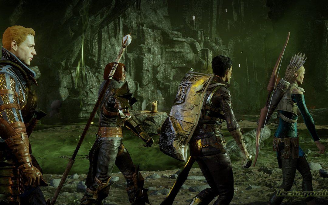 Dragon Age: Inquisition gana juego del año de SXSW