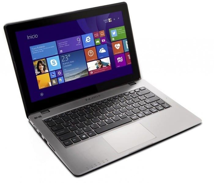 mini Notebook Touch 11 6 de PCBOX
