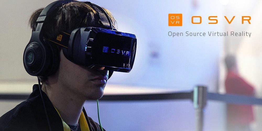 Razer y Sensics anunciaron nuevos socios para el ecosistema OSVR