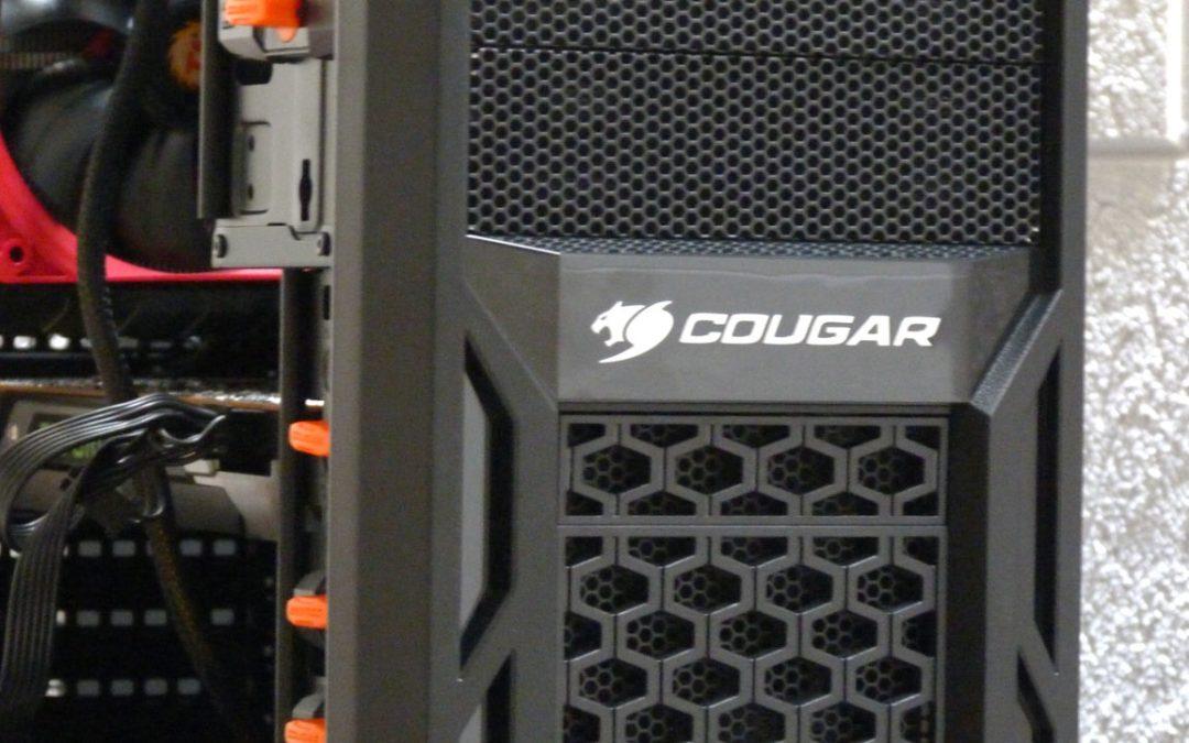 Gabinete Cougar Solution