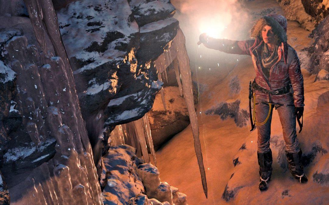 Nuevas capturas de Rise of the Tomb Raider