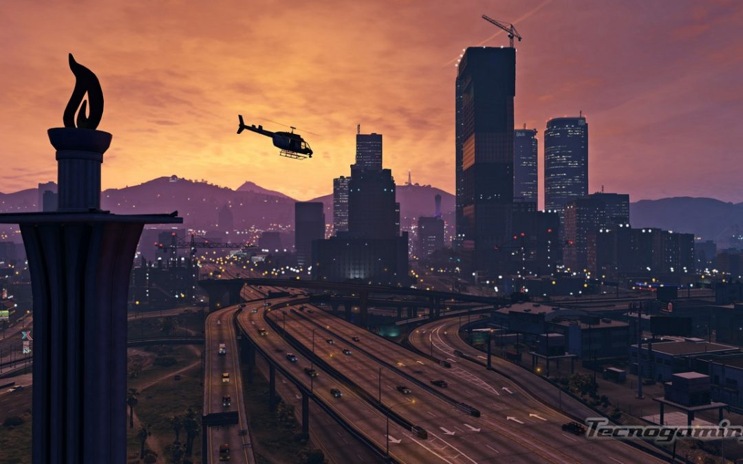 Nuevo Trailer de GTA V para PC en 60 fps