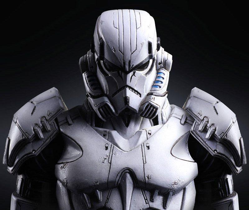 Si Square Enix diseñara Star Wars, mira las fotos