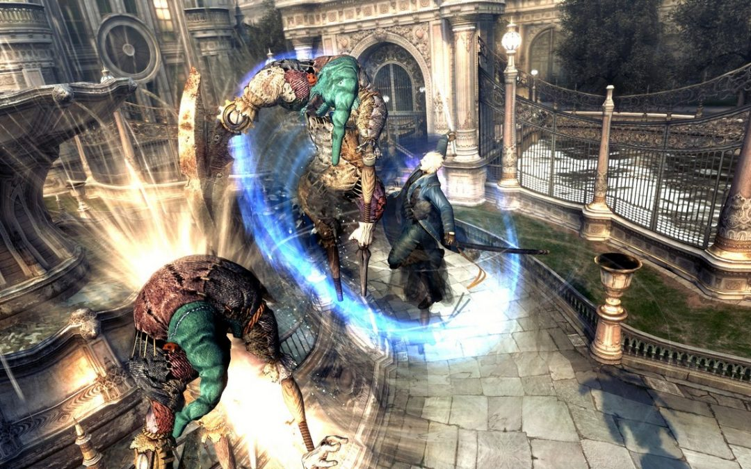 Capcom revela detalles del Devil May Cry 4 edición especial