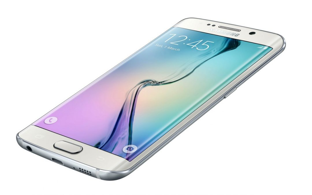 Samsung Galaxy S6 Edge es reconocido como el mejor durante el MW C2015