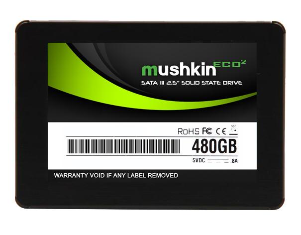 Mushkin lanza nueva línea ECO2 de SSD