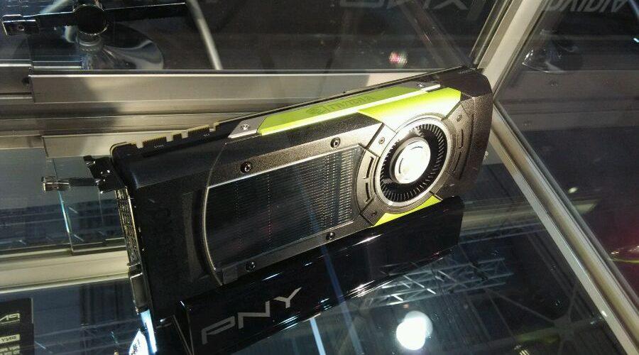 Especificaciones e imagenes de NVIDIA Quadro M6000