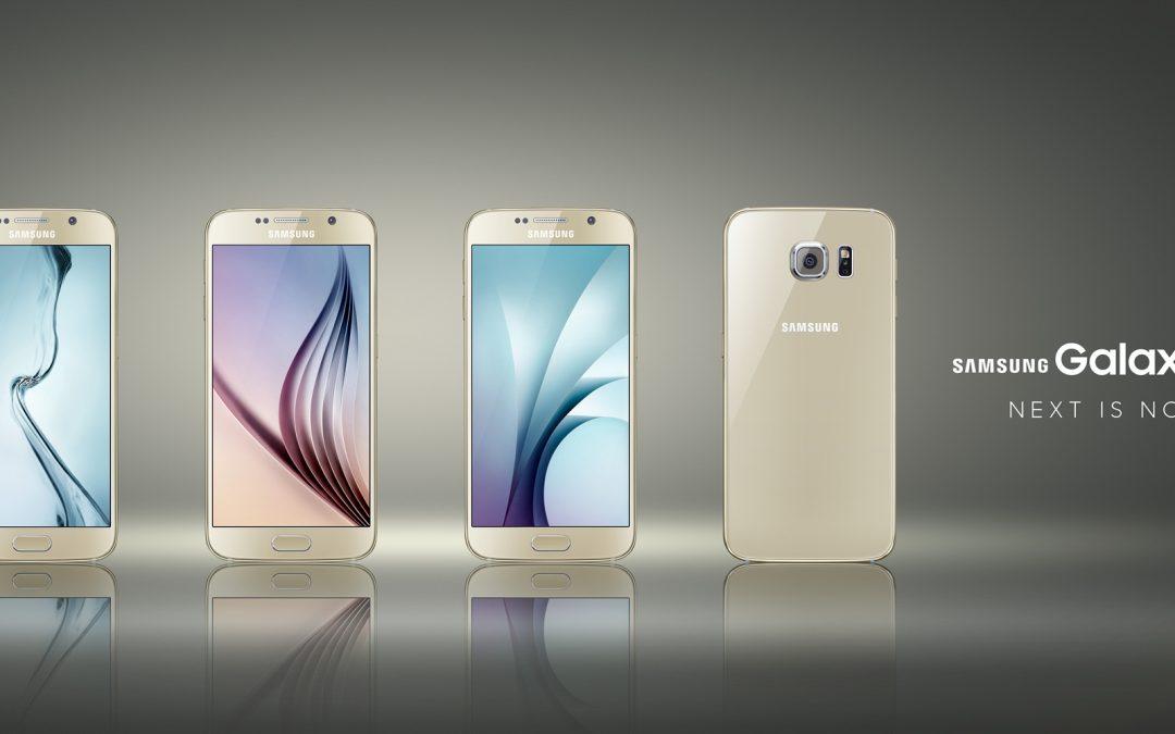 Samsung presentó el Galaxy S6 y el Galaxy S6 Edge