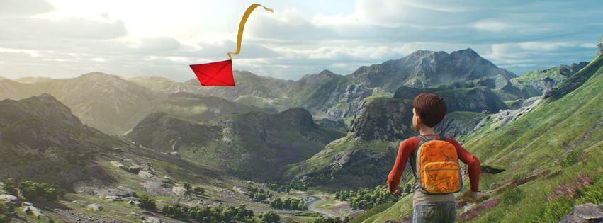 Impactante Kite Demo del Unreal Engine 4