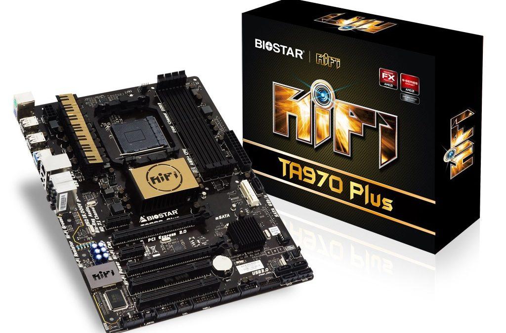 Biostar lanza una nueva placa base para AM3+ con ACC