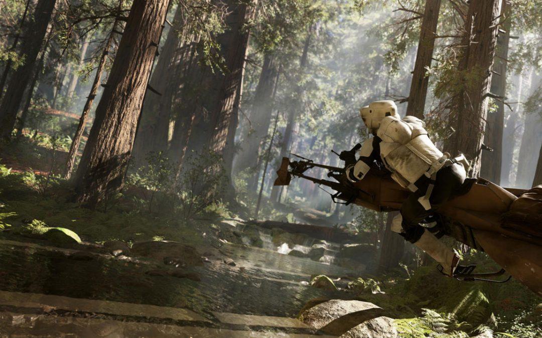 Star Wars: Battlefront para fin de año