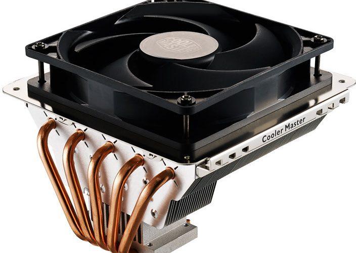 Cooler Master anuncia su CPU cooler GeminII S524 Ver.2