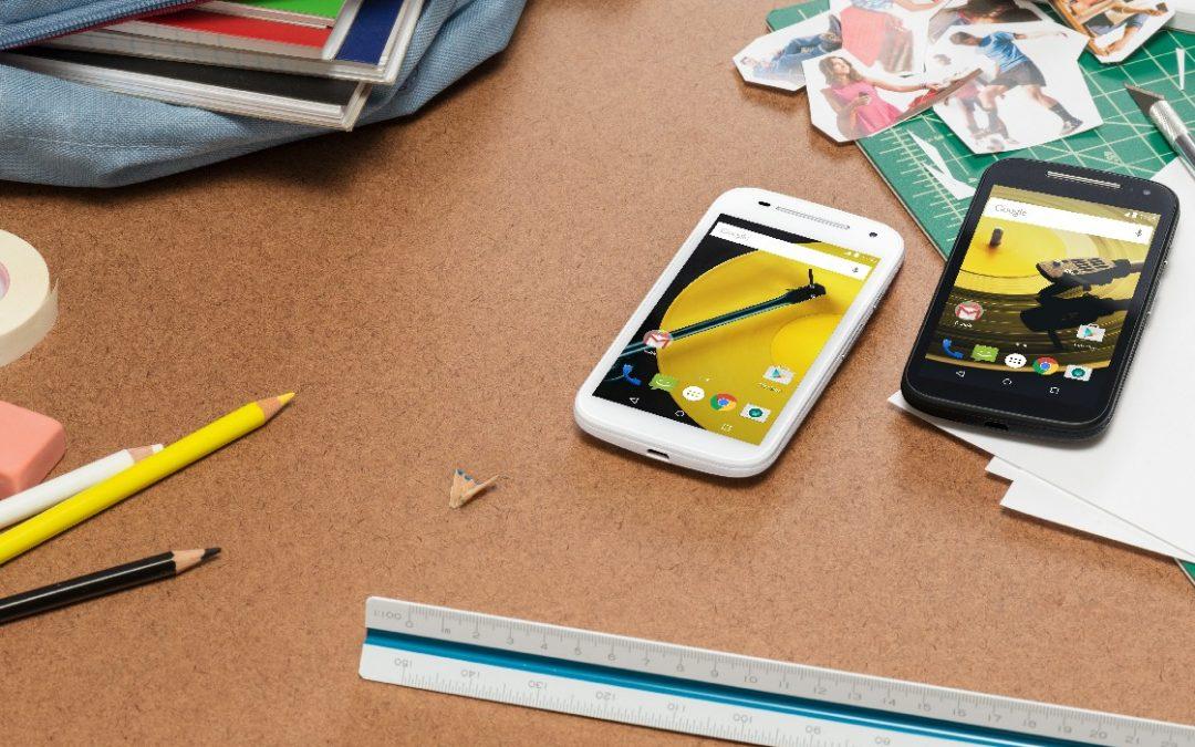 Personal y Motorola lanzan el Nuevo Moto E LTE