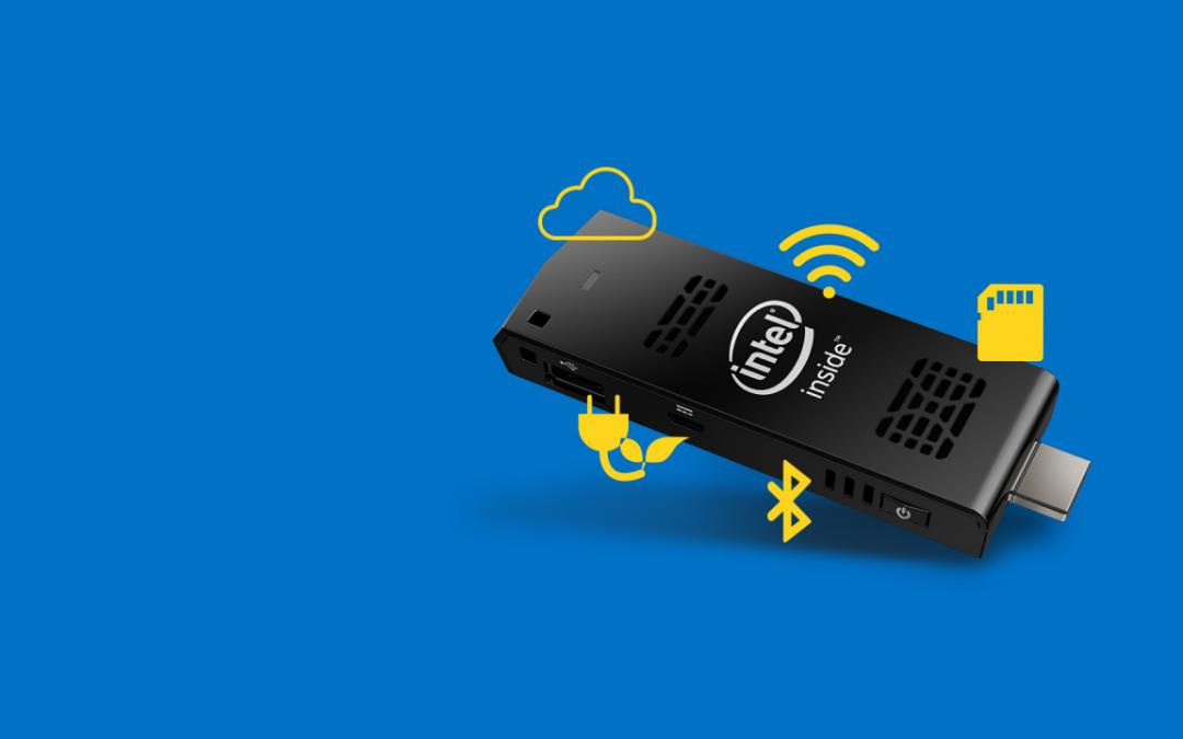 Intel presenta su dispositivo Compute Stick para TVs