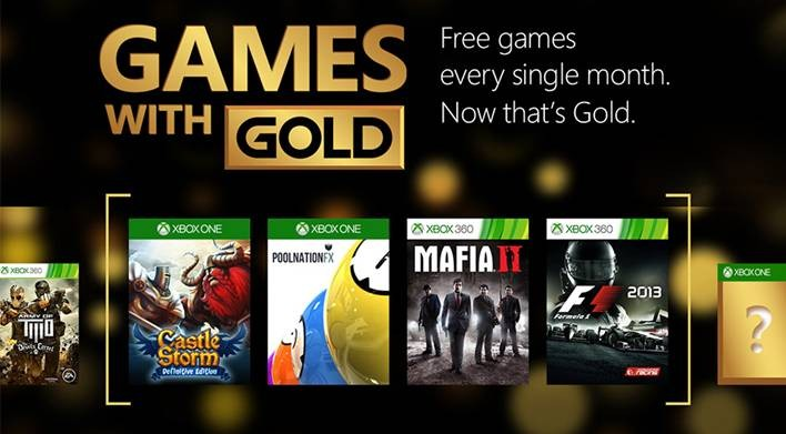 Xbox Live Gold presenta los juegos gratuitos de Febrero
