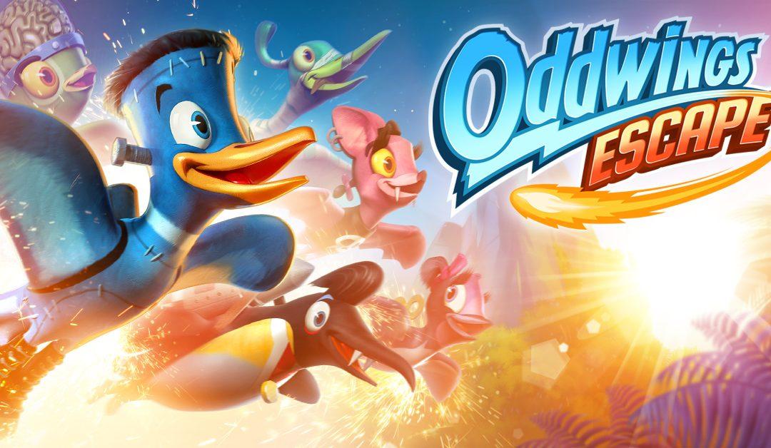 Small Giant Games debuta con Oddwings Escape