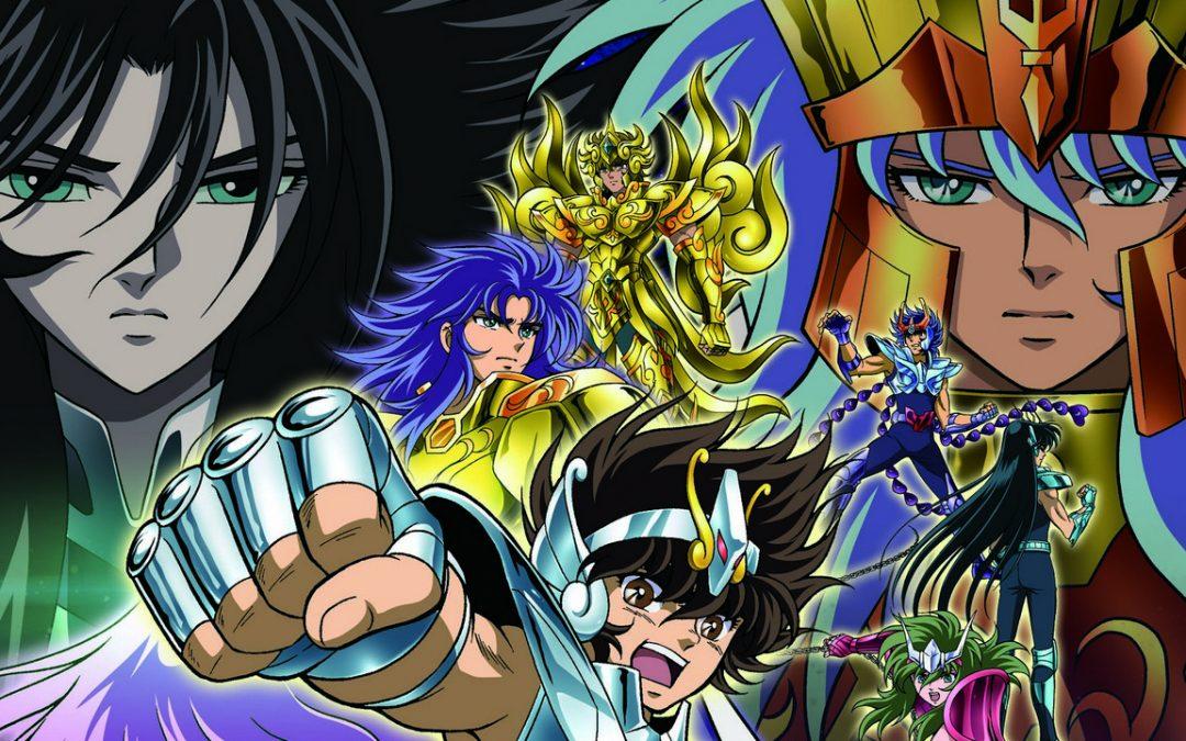 Nuevos personajes en Saint Seiya Soldiers' Soul