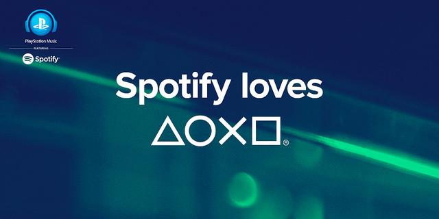 Spotify se lanza en PlayStation Music