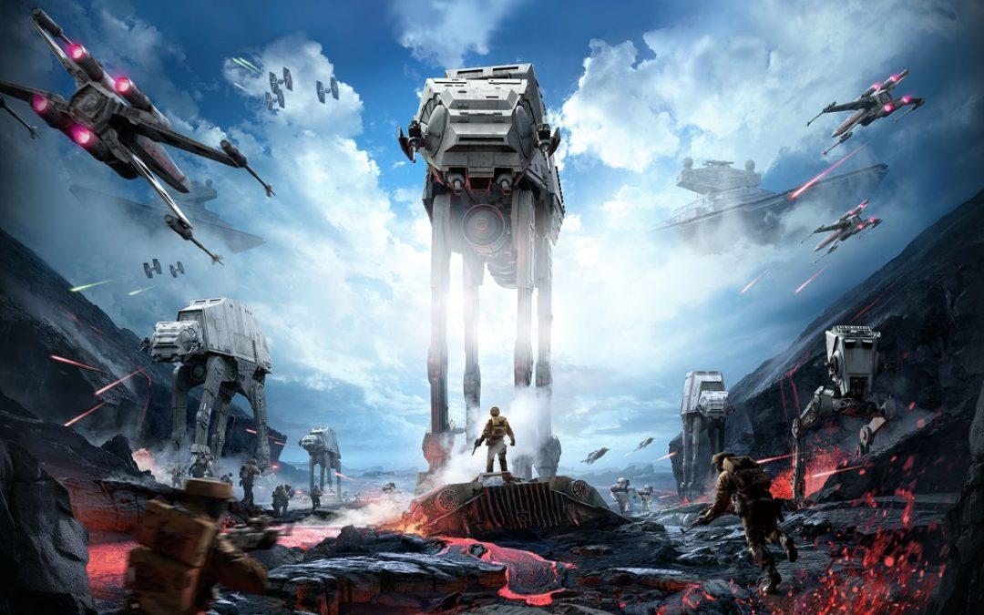 Impresionante trailer del Star Wars Battlefront