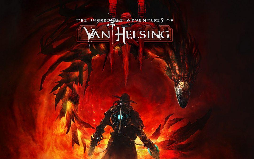 Neocore muestras las ultimas dos clases de Van Helsing III