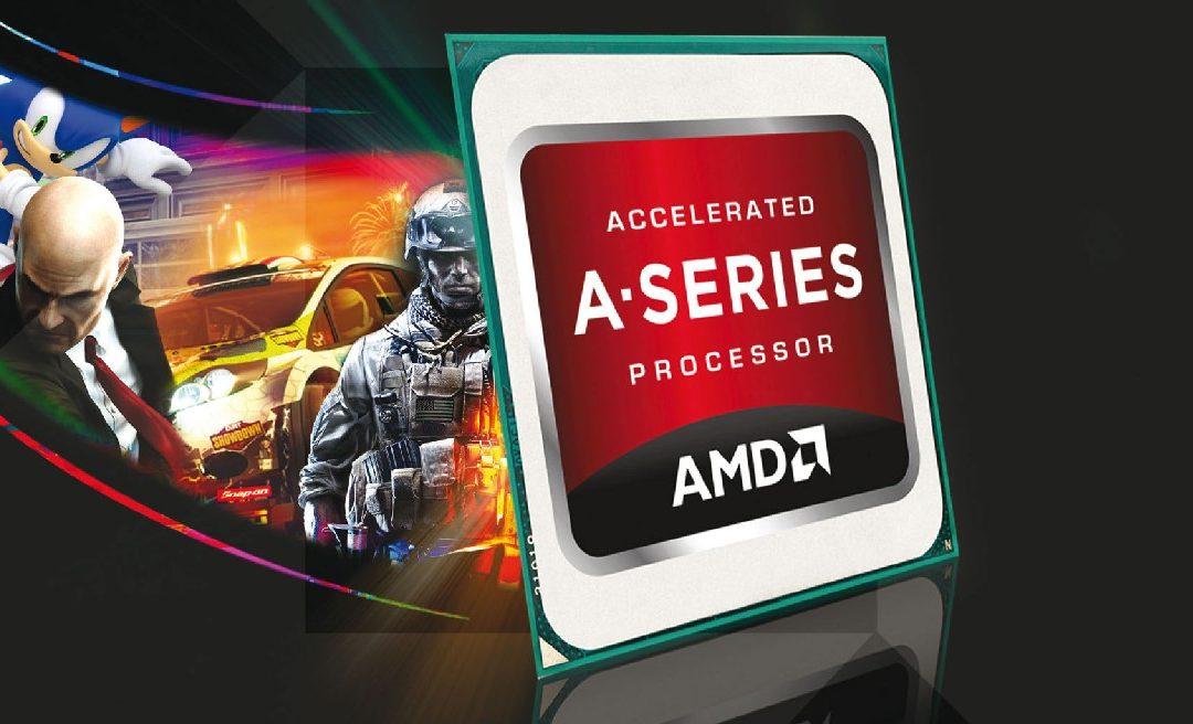 AMD anuncia su nuevo APU A8-7670K