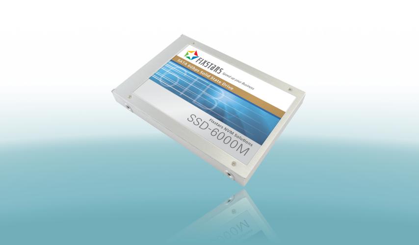 Fixstars muestra su SSD de mayor capacidad en formato 2.5 del mundo
