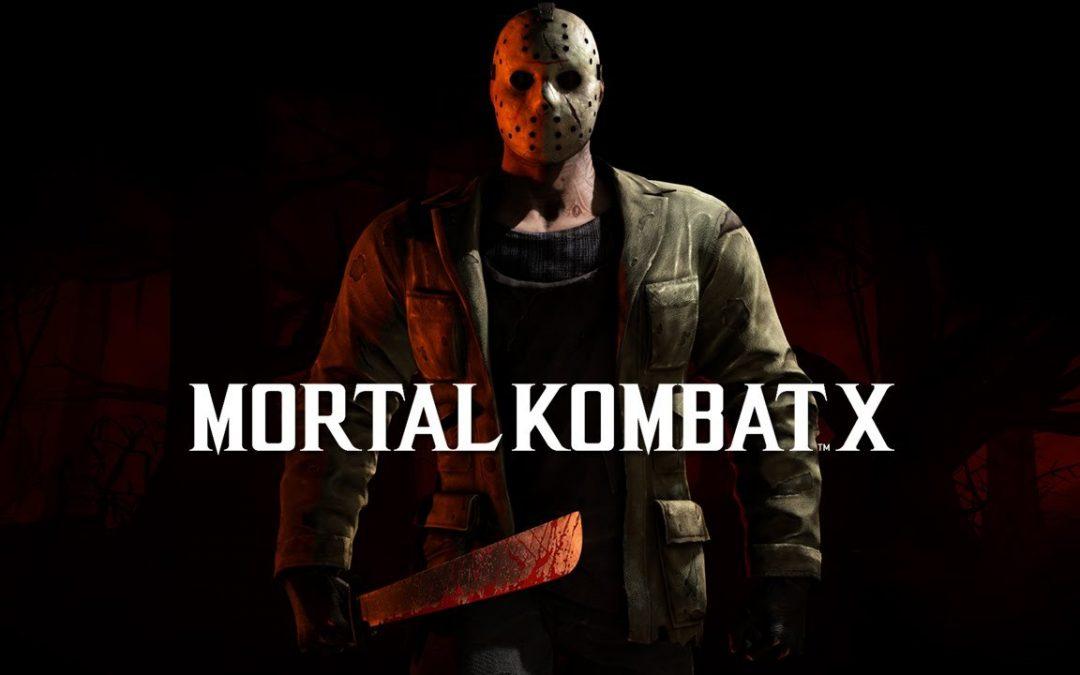 Jason llega a Mortal Kombat X