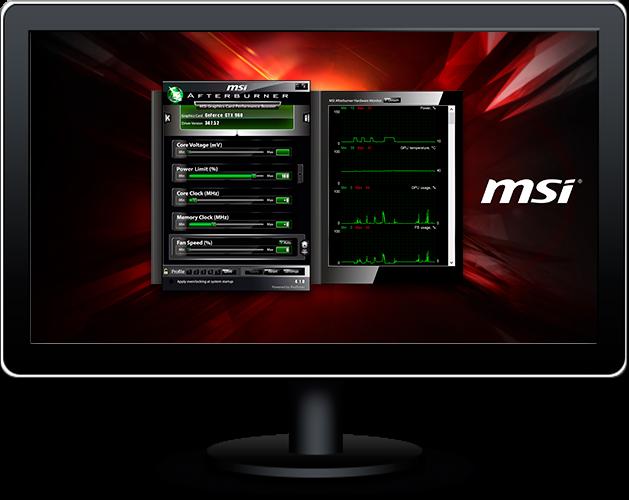 Nueva versión de MSI AfterBurner disponible
