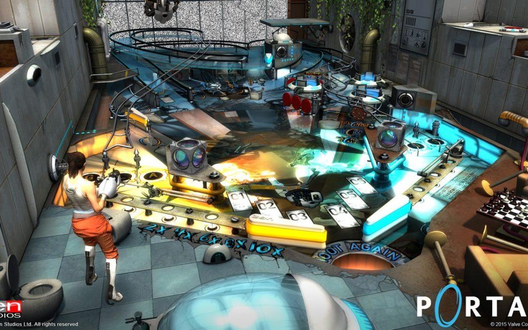 Portal Pinball disponible proxima semana