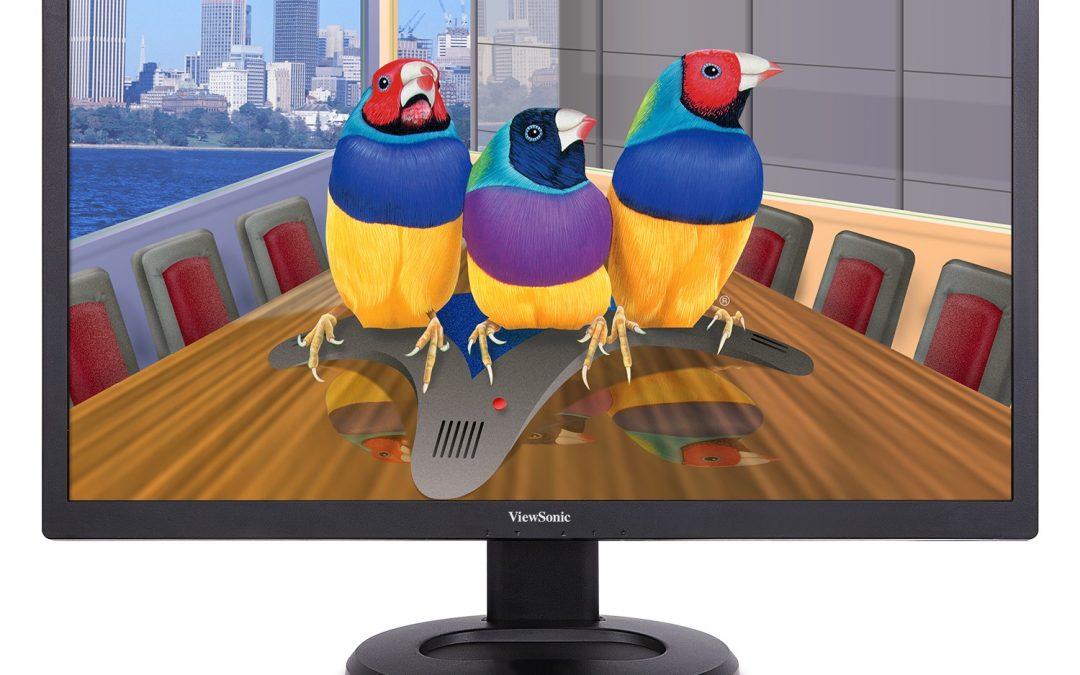 ViewSonic presenta su monitor UHD VG2860MHL-4K