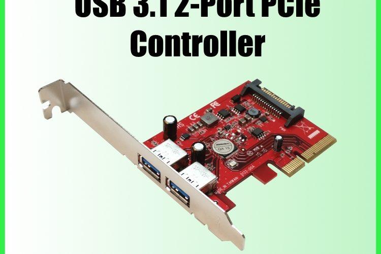 Addonics anuncia su controlador ultra rápido USB 3.1