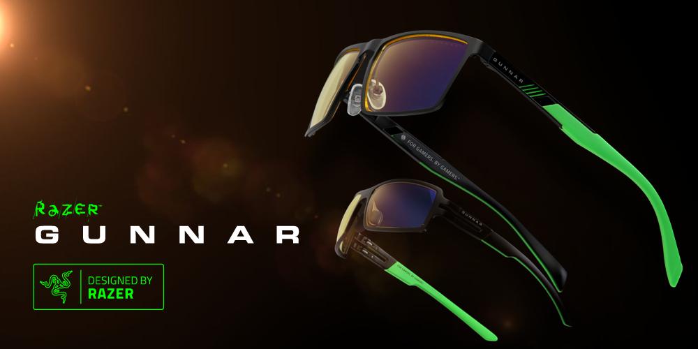 GUNNAR presenta nueva colección de lentes para juegos