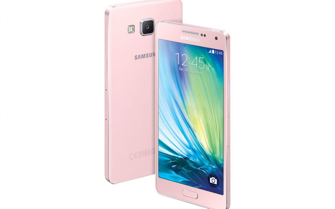 Llegan a la Argentina los nuevos Samsung GALAXY A