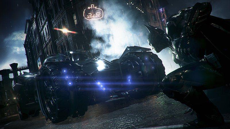 NVIDIA muestra los efectos de GameWorks en el Batman: Arkham Knight