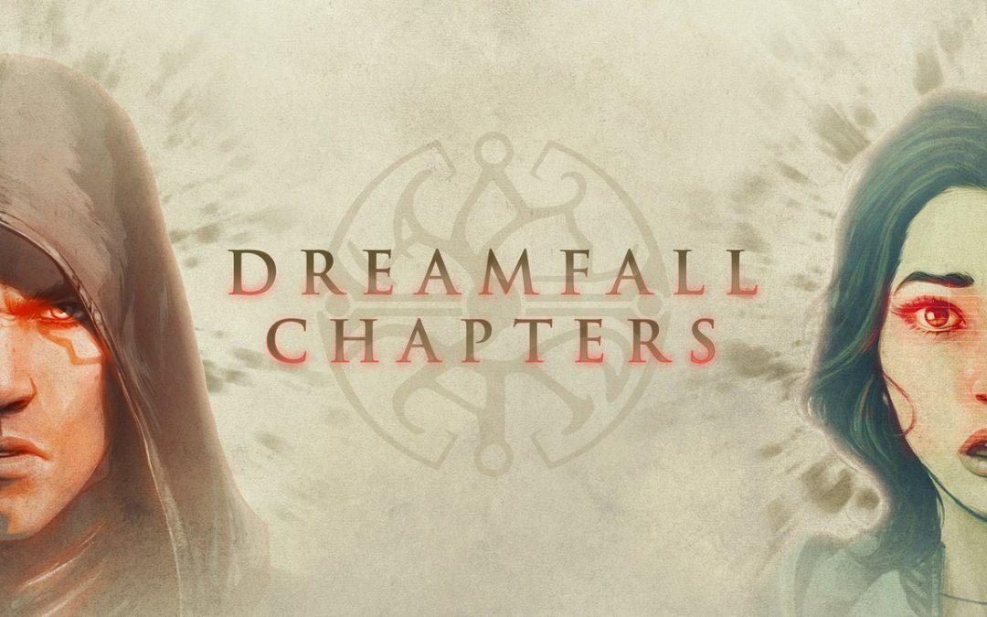 Esta semana llega el Libro 3 de Dreamfall Chapters