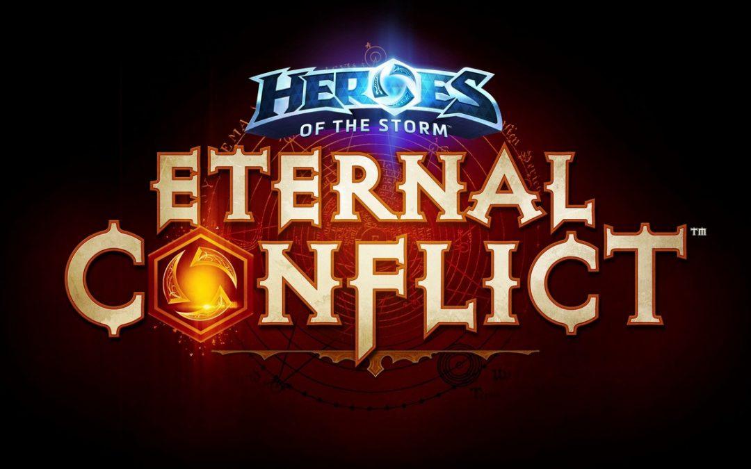 Heroes of the Storm nos muestra trailer de Conflicto Eterno