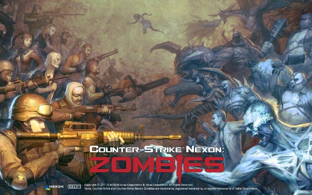 Nuevo contenido para Counter-Strike Nexon: Zombies
