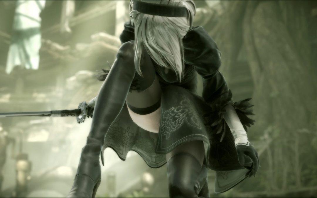 NieR es el nuevo proyecto de Square Enix