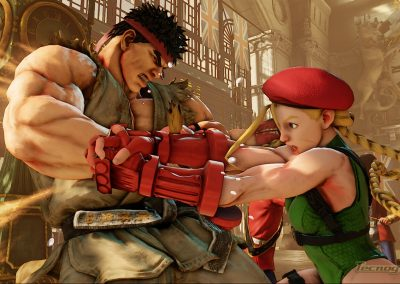 Street Fighter V-10
