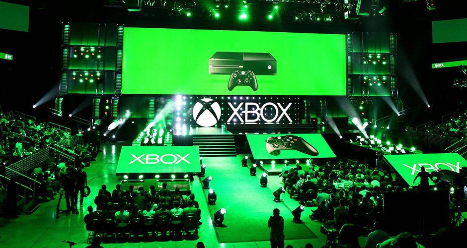 Presentación Oficial de Microsoft en la E3