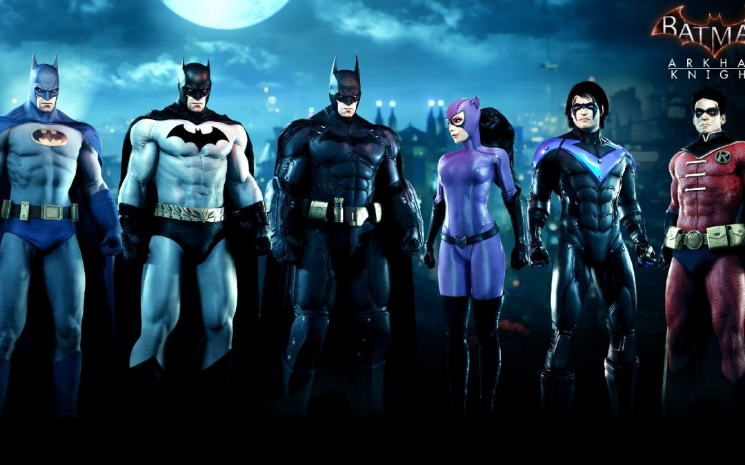 Warner revela nuevo contenido para Batman: Arkham Knight season pass