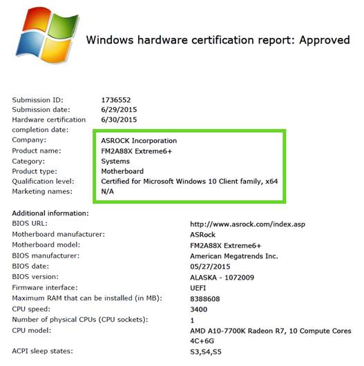 FM2A88X-windows10
