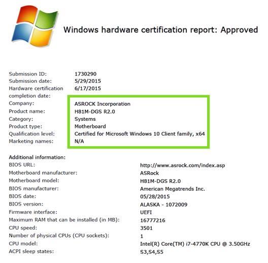 H81-M-windows10