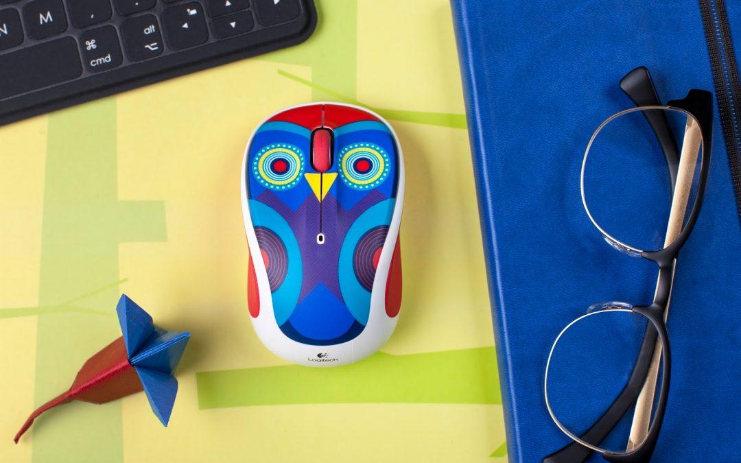 Logitech presenta su nueva línea de mouse: Play Collection 2015