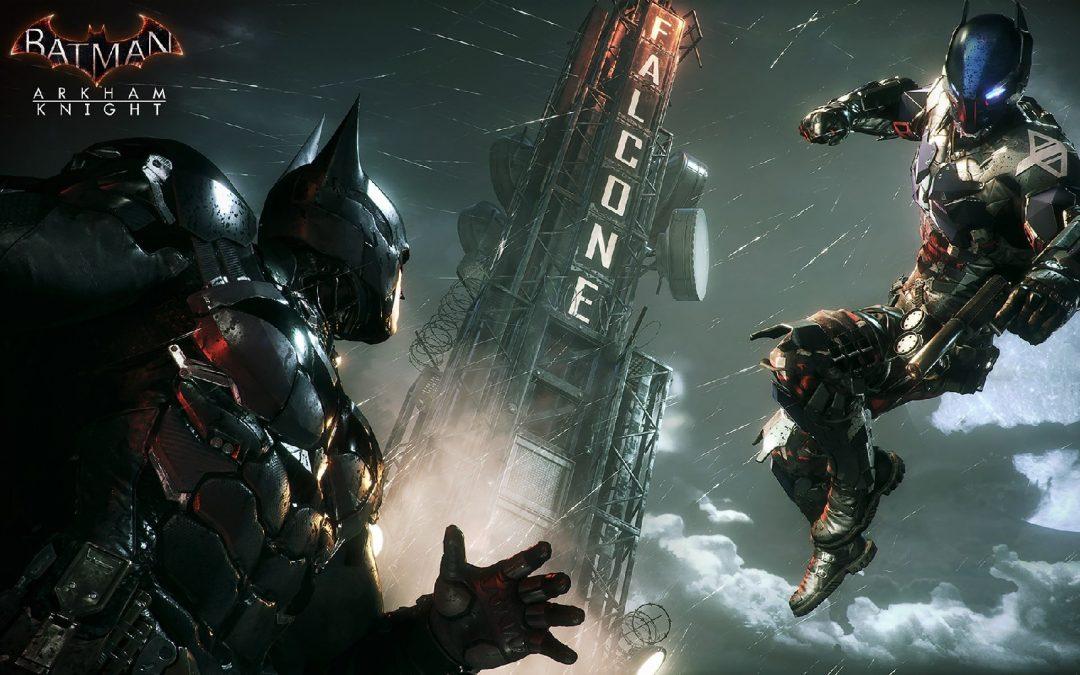 Llega nuevo DLC para Batman: Arkham Knight