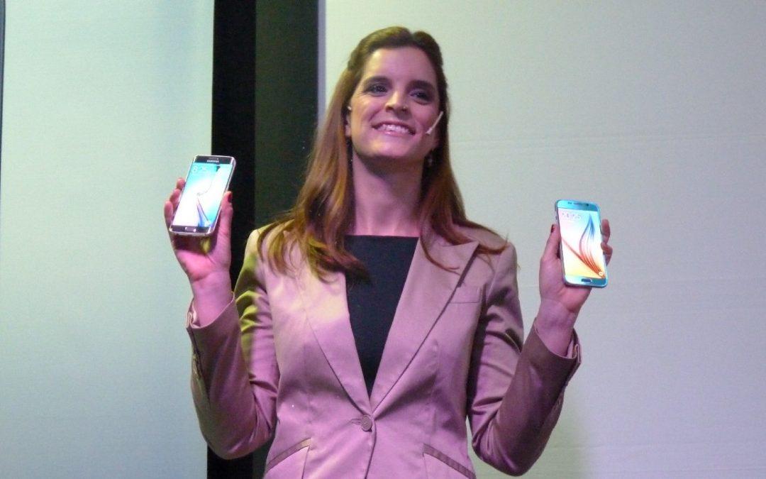 Lanzamiento Galaxy S6 y S6 edge en Argentina