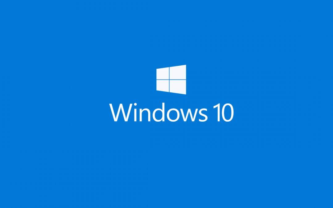 La ISO de Windows 10 Anniversary ya esta disponible