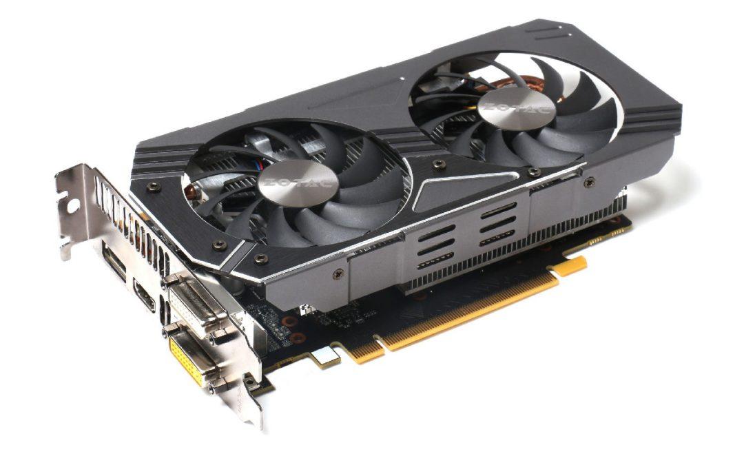 Zotac presenta sus productos GTX 950