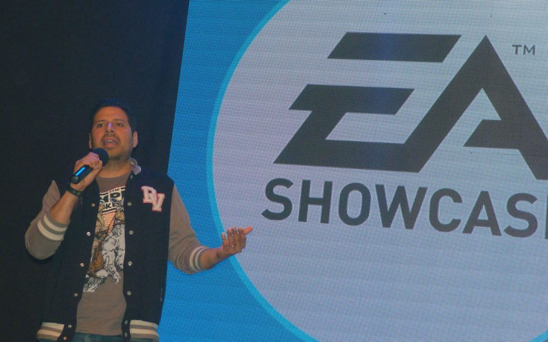 EA Showcase Argentina 2015