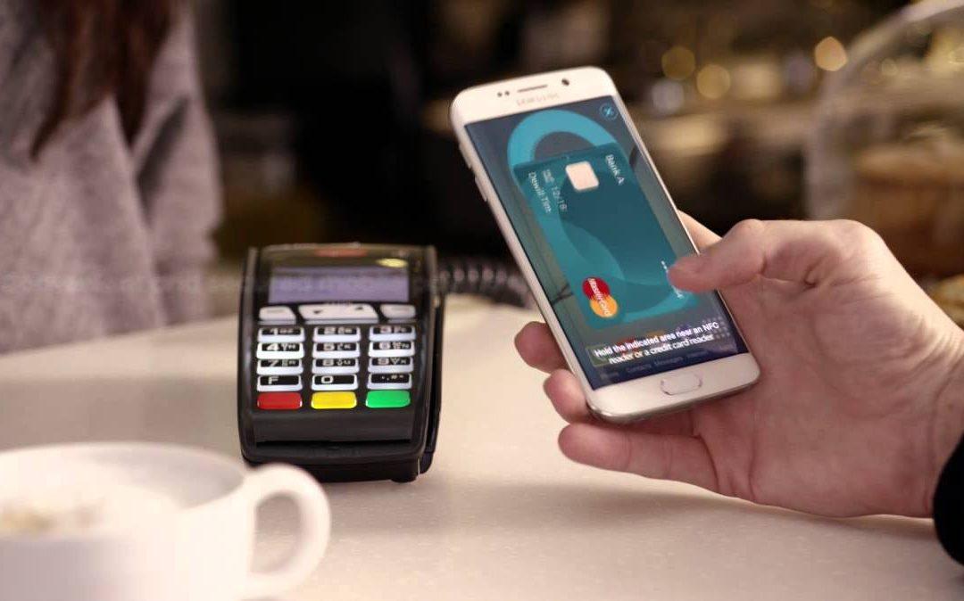 Samsung lanza su servicio de pago móvil